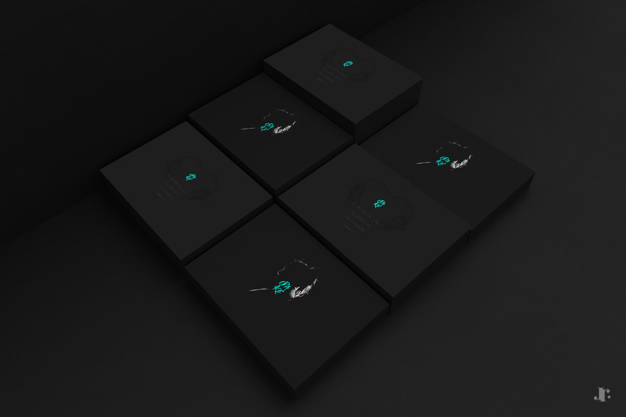 Opake Studio - Branding - Business Card