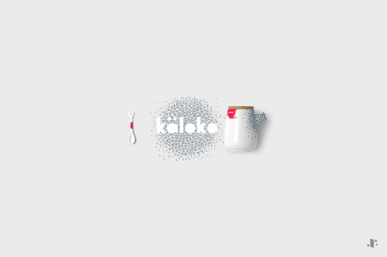 Käloko, Modern Kitchen Accessories Design - Model Geometric